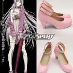 COSS0224 K Return Of Kings Neco Dress Pink Cosplay Shoes - K RETURN OF KINGS