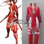 ESB0014 Devil Kings Sengoku Basara Yukimura Sanada Cosplay Costume - Devil Kings / Sengoku Basara