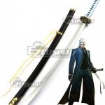 ECW0451 DmC Devil May Cry 5 Vergil Cosplay Weapon Prop - Devil May Cry