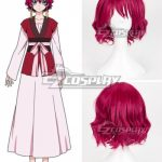 EWG0772 Akatsuki no Yona: Yona of the Dawn Yona Red Cosplay Wig - Akatsuki no Yona