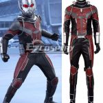 EMAV074 Marvel Captain America Civil War Ant Man Ant-Man Henry Hank Pym Cosplay Costume - Captain America
