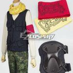 EAXM009 Aoharu x Machinegun Aoharu x Kikanjuu Tooru Yukimura Toy ☆ Gun Gun Team Uniform Cosplay Costume - Aoharu x Machinegun
