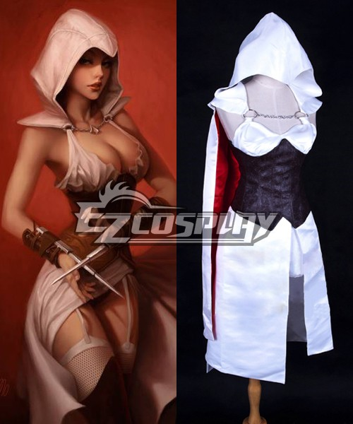 Eac0017 Assassin S Creed Female Version Sexy Cosplay Costume