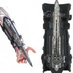 ECW0417 Assassin's Creed4 Black Flag Edward Kenway Hidden Blade Gauntlet Cosplay Weapons - Assassin's Creed