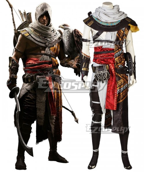 Eac0058 Assassin S Creed Origins Bayek Cosplay Costume