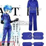 COSS1793 Assassination Classroom Ansatsu Kyoushitsu Shiota Nagisa Black Shoes Cosplay Boots - Assassination Classroom