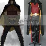ECM0006 DC Comics Batman Arkham City Robin Cosplay Costume - D.C