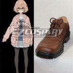 COSS0079 Beyond the Boundary Kyokai no Kanata Kuriyama Mirai Cosplay Shoes - Beyond the Boundary