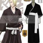 EBL0034 Bleach 3rd Division Lieutenant Kira Izuru Cosplay Costume - B Edition - Bleach