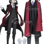 EBSD016 Bungou Stray Dogs Ougai Mori Cosplay Costume - Bungou Stray Dogs