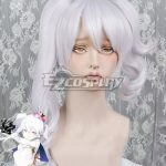 EWG1680 Caligula μ Mu Virtual Singer White Purple Cosplay Wig - Caligula