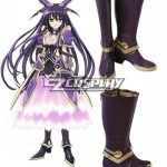 COSS0108 Date A Live Yatogami Tohka Princess Cosplay Shoes - Date A Live