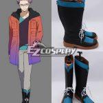 COSS0240 Hamatora Murasaki Cosplay Boots - Hamatora