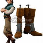 COSS0516 Disney Tangled Prince Flynn Rider Cosplay Boots - Disney