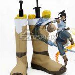 COSS0860 Avatar: The Legend of Korra Korra Brown Shoes Cosplay Boots - Avatar: The Legend of Korra
