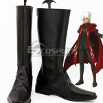 COSS1049 Fate Grand Order Fate Apocrypha Amakusa Shirou Tokisada Shirou Kotomine Cosplay Boots - Fate Series