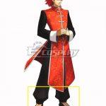 COSS1050 Fate EXTRA Last Encore Li Shuwen Stage 2 Black Cosplay Shoes - Fate Series