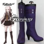 COSS0065 Dangan Ronpa Kyoko Kirigiri Purple Cosplay Boots - Danganronpa