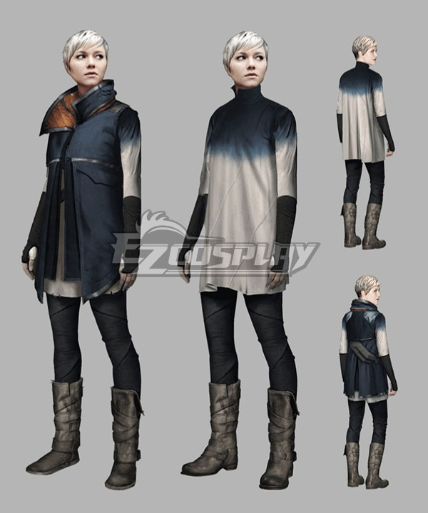 EDBH003 Detroit Become Human Kara New Cosplay Costume