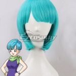 EWG1563 Dragon Ball Bulma Brief Buruma Blue Cosplay Wig - Dragon Ball Super