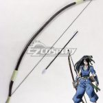 ECW1452 Drifters Nasu No Yoichi Bow And Arrow Cosplay Weapon Prop - Drifters