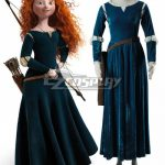 DSNP008 Disney Brave Merida Cosplay Costume - Disney