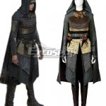 EAC0050 Assassin's Creed Movie Maria Cosplay Costumes - Including Boots - Assassin's Creed