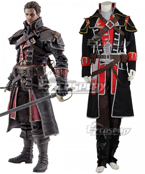 Eac0052 Assassin S Creed Rogue Shay Patrick Cormac Cosplay Costume
