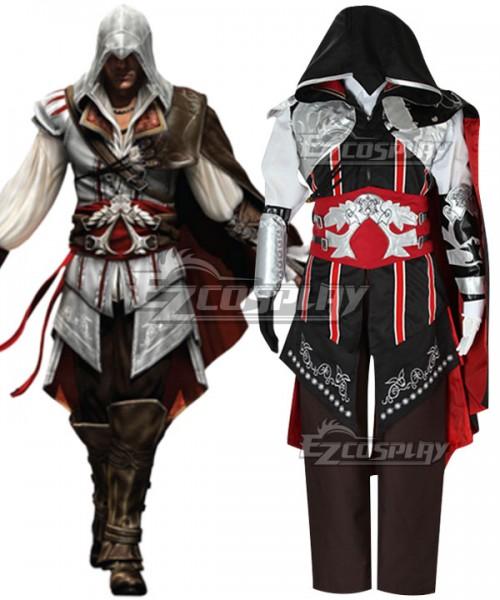 Eac0055 Assassin S Creed Ezio Auditore Da Firenze Cosplay