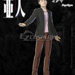 EADH008 Ajin Demi Human Ikuya Ogura Cosplay Costume - Ajin: Demi-Human