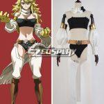 EAGK004 Akame Ga Kill! Night Raid Leone Cosplay Costume - Akame ga Kill!