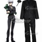 EAGK007 Akame Ga Kill! Night Raid Najenda Cosplay Costume - Akame ga Kill!