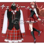 EAGK013 Akame ga Kill! Chelsea Cosplay Costume - Akame ga Kill!