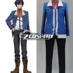 EAGK016-2 Akame Ga Kill! Wave Cosplay Costume - Shirt and Coat - Akame ga Kill!