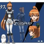 EAGK017 Akame ga Kill Seryuu Cosplay Costume - Akame ga Kill!