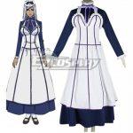 EBB0045 Black Butler Emma Maid Cosplay Costume - Black Butler