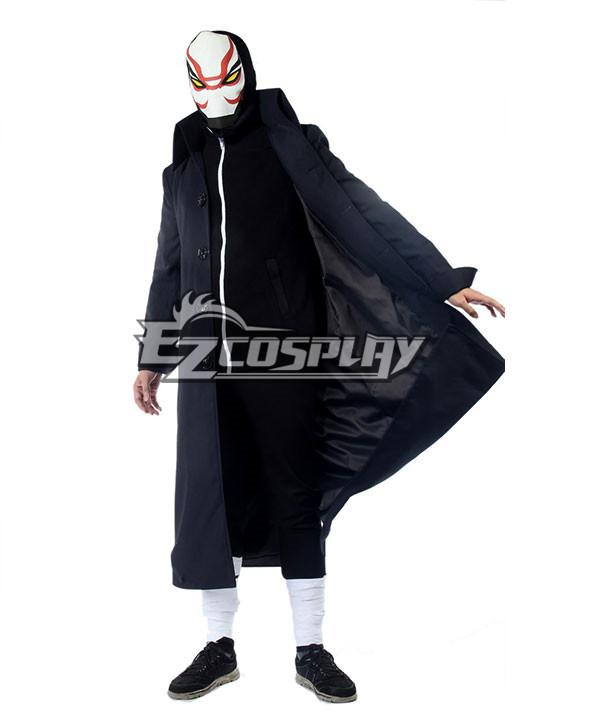 Ebh0011 Big Hero 6 Yokai Cosplay Costume Without Mask
