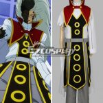 EBM0032 Fairy Tail Future Rogue Cosplay Costume - Fairy Tail