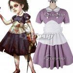 EBS0004 BioShock Little Sister Cosplay Costume - Pink - BioShock Infinite
