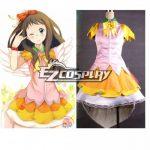 EBY0009 Beyond the Boundary Kyokai no Kanata Ai Shindo Cosplay Costume Dance Dress - Beyond the Boundary