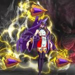 EBZ0013 BlazBlue Hades Izanami Cosplay Costume - Blazblue