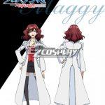 ECAT012 Cross Ange Tenshi to Ryu no Rinbu Maggy Cosplay Costume - Cross Ange Tenshi to Ryu no Rinbu