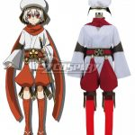ECDN004 Chaos Dragon Sekiryuu Senyaku Keiosu Doragon Red Dragon Ibuki Cosplay Costume - Chaos Dragon