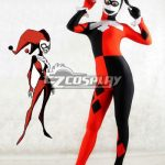 ECM0054 DC Comics Harley Quinn Cosplay Costume From batman - D.C