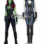 ECM0139 Guardians of the Galaxy Gamora Cosplay Costume - Guardians of the Galaxy
