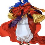 ECM0319 Fire Emblem: Radiant Dawn Sanaki Kirsch Altina Sanaki Kirushu Orutina Cosplay Costume - Fire Emblem