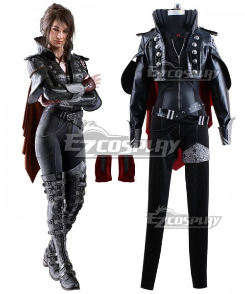 ECM0462 Final Fantasy XV Crowe Altius Cosplay Costume
