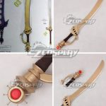 ECW0349 Fire Emblem Awakening Sol Katti Sword Cosplay Weapon Prop - Fire Emblem