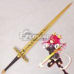 ECW0560 Chivalry of a Failed Knight Rakudai Kishi no Kyabaruryi A Tale of Worst One Stella Vermillion Cosplay Weapon Prop - Chivalry of a Failed Knight