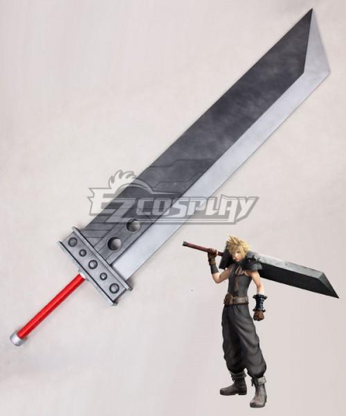 Ecw0598 Final Fantasy Vii Ff7 Cloud Strife Sword Cosplay